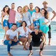 "Les candidats des ""Anges 9"", photo officielle"
