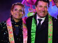 Christian Estrosi et Laura Tenoudji : Les jeunes mariés profitent du carnaval