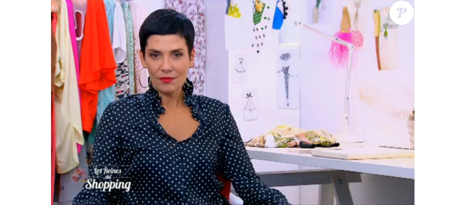 Cristina cordula dans les reines du shopping m6 le 10 f vrier 2017 - Reine du shopping m6 ...