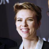 """Scarlett Johansson gaga de sa fille Rose : """"La maternité m'a transformée"""""""