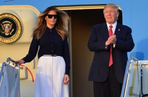Melania Trump : La First Lady serait