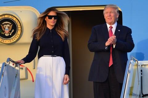 "Melania Trump : La First Lady serait ""malheureuse du tournant qu'a pris sa vie"""