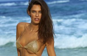 "Bianca Balti : Une ""débutante"" ultrasexy pour Sports Illustrated Swimsuit !"
