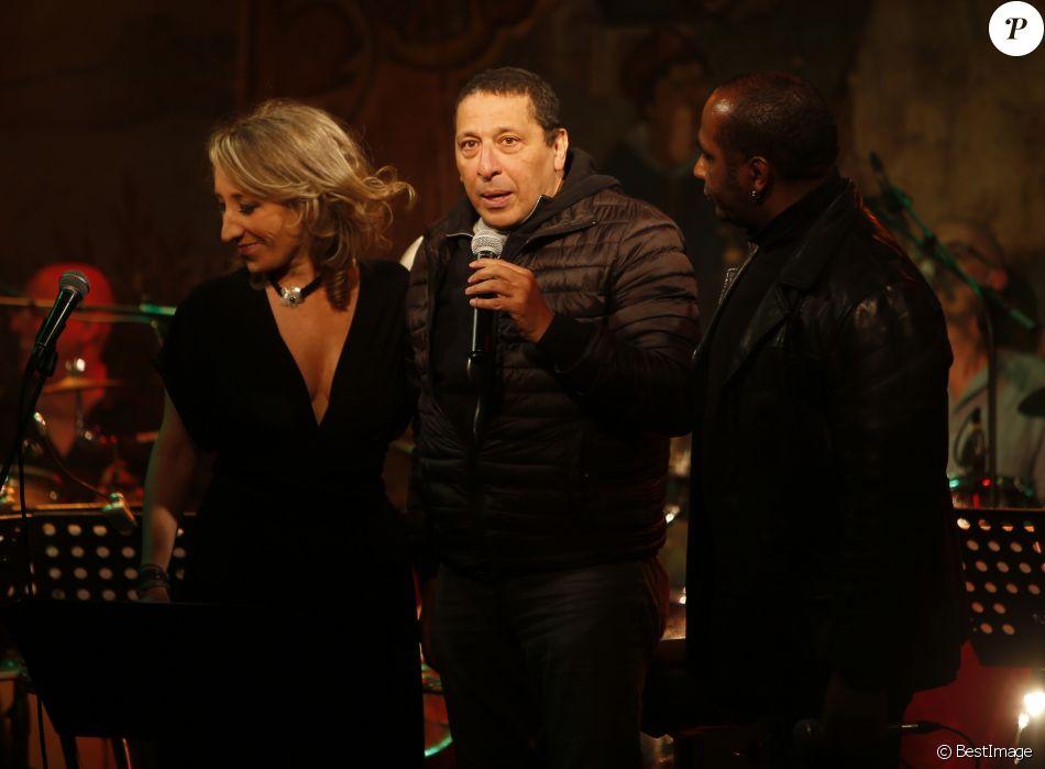 Lydia martinico sma n lors de la soir e hommage au for Chambre avec vue henri salvador