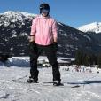 Brooklyn Beckham en vacances au ski, à la station  Whistler, au Canada, février 2017.