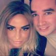 Katie Price avec son mari Kieran Hayler. Photo Instagram 18 février 2017.