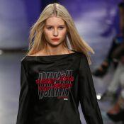 Fashion Week : Lottie Moss et Sistine Stallone, mannequins applaudis à Londres
