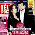 """Couverture de """"Télé Poche"""", programmes du 25 février au 3 mars 2017."""