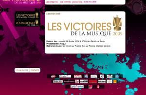 Les Victoires de la Musique font durer le suspense... sauf pour Carla Bruni !!!