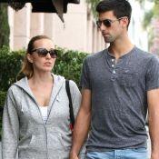 Novak Djokovic : Scène de ménage en direct avec sa femme Jelena