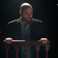 Jérôme Commandeur lors du sketch de présentation aux César 2017.