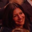 Anne Hidalgo pendant la cérémonie des César 2017.