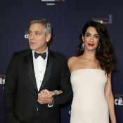 George Clooney aux César : Fier d'être le mari d'Amal et impatient d'être papa