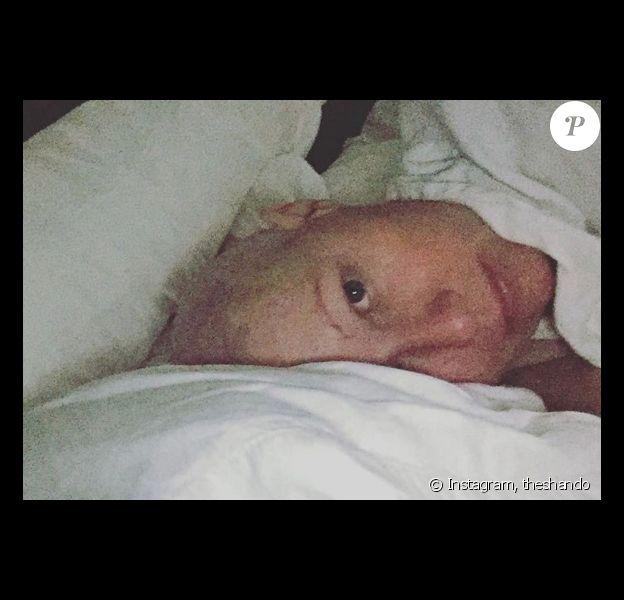 Shannen Dohert a fini son traitement contre le cancer. Elle attend désormais le résultat de ses examens - Photo publiée sur Instagram le 25 février 2017