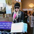 Khloe Kardashianà la sortie d'un spa à Brentwood, le 28 février 2017