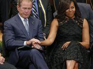 Michelle Obama : George W. Bush raconte les dessous de leur amitié !