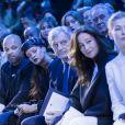 """Sienna Miller, Kate Moss, Rihanna, Sidney Toledano, Rosamund Pike au Défilé de mode prêt-à-porter Automne-Hiver 2017-2018 """"Christian Dior"""" à Paris le 3 mars 2017. © Olivier Borde / Bestimage"""