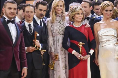 Nicole Kidman, Jane Fonda et Ed Sheeran récompensés aux Goldene Kamera Awards