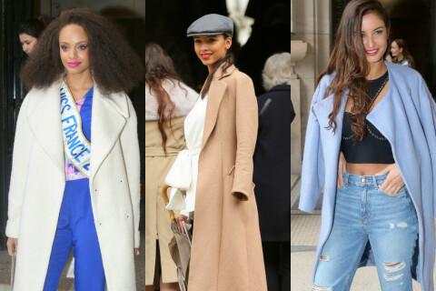 Fashion Week : Alicia Aylies, Flora Coquerel et Malika Ménard, Miss de sortie !