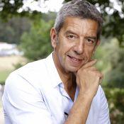 """Michel Cymes : """"Un bisou docteur"""", la tendre réclamation de son fils"""
