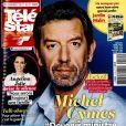 """Michel Cymes en couverture de """"Télé Star"""", programmes du 11 au 17 mars."""