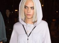 Cara Delevingne : Blonde platine et festive face à Joe Jonas et Sara Sampaio