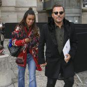 Fashion Week : Jean-Roch et son épouse Anaïs goûtent à la folie