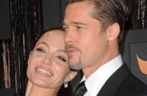 Angelina Jolie et Brad Pitt... plus amoureux et magnifiques que jamais !