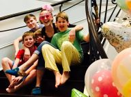 Sharon Stone : Elle fête ses 59 ans entourée de ses trois fils adoptifs