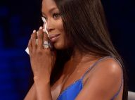 Naomi Campbell en larmes à la télé : La panthère craque en direct
