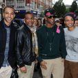 Le groupe britannique JLS se separe, ont-ils annonce apres 5 ans. Le 24 avril 2013