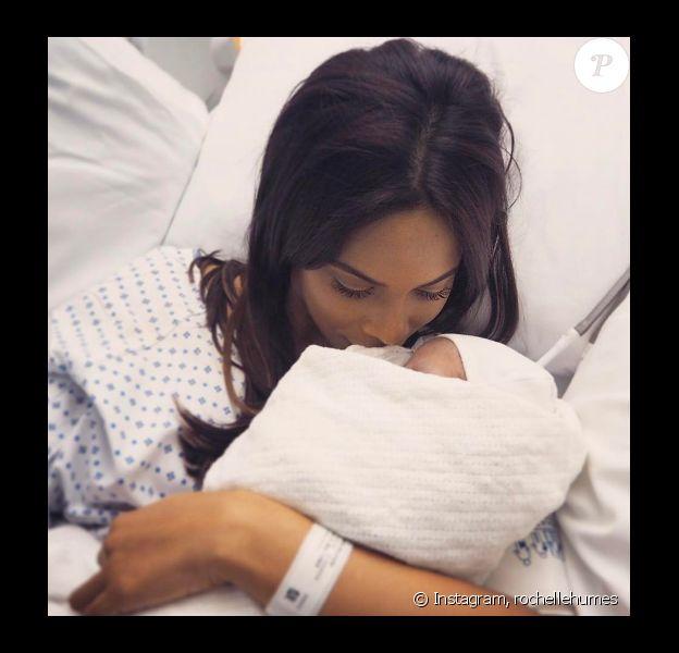 Rochelle Humes du groupe The Saturdays a donné naissance à une deuxième petite fille le 10 mars 2017