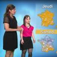 Mélanie Ségard, trisomique 21 : La Miss Météo d'un soir a réalisé son rêve. Le 14 mars 2017 sur France 2.