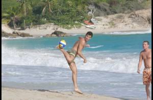 Yoann Gourcuff, le nouveau beau gosse du foot français... veut s'éclater !