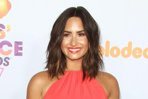 """Demi Lovato sobre depuis cinq ans: """"Il y a tant de fois où j'ai voulu replonger"""""""