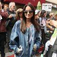 Demi Lovato à la 'marche des femmes' contre Trump à Los Angeles, le 21 janvier 2017 © F. Sadou/AdMedia via Zuma/Bestimage