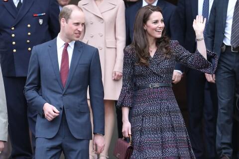 Kate Middleton et William à Paris : Invalides, Tour Eiffel... le couple charme