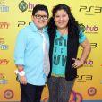Raini Rodriguez et son frère Rico Rodriguez à la 5e soirée annuelle Variety's Power of Youth à Hollywood, le 22 octobre 2011