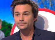 """Bertrand Chameroy ému pour son retour dans TPMP : """"Vous me manquez"""""""