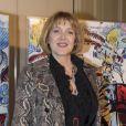 Agnès Soral lors du gala d'Enfance Majuscule donné au profit de l'enfance maltraitée à la salle Gaveau à Paris, France, le 20 mars 2017. © Pierre Perusseau/Bestimage