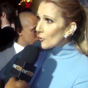 Céline Dion remet un journaliste à sa place, avec classe !