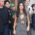 Selena Gomez se balade dans les rues de New York, le 8 février 2017