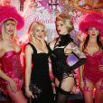 """Joanna Yelena Atik - Soirée des 15 ans du célèbre club parisien """"Le Pink Paradise"""" à Paris le 23 mars 2017."""