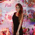 """Cyrielle Joelle - Soirée des 15 ans du célèbre club parisien """"Le Pink Paradise"""" à Paris le 23 mars 2017."""
