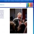 Ben Thomas, directeur de l'école Thomas's Battersea, où le prince George de Cambridge sera scolarisé à partir de septembre 2017. Capture d'écran du site officiel de l'établissement.