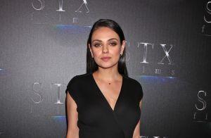 Mila Kunis divine après l'accouchement, prête à être encore une