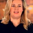 """Hélène Darroze - """"Top Chef 2017"""" sur M6, le 22 mars 2017."""