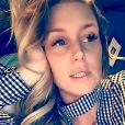 """Aurélie Van Daelen se confie sur son absence du """"Mad Mag""""- Snapchat, 23 mars 2017"""