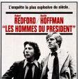 L'affiche du film Les Hommes du président d'Alan J. Pakula