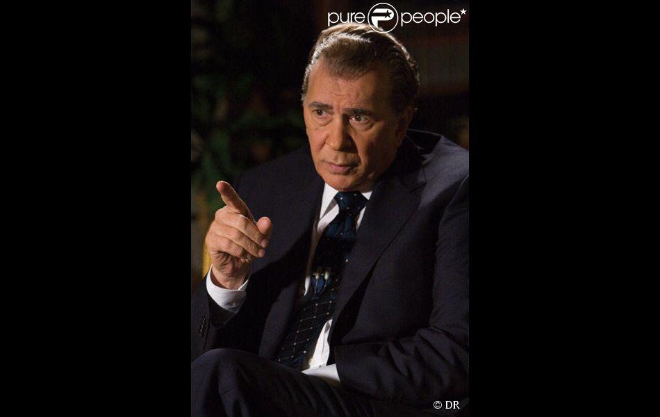 Frank Langella dans Frost/Nixon : l'heure de vérité ...